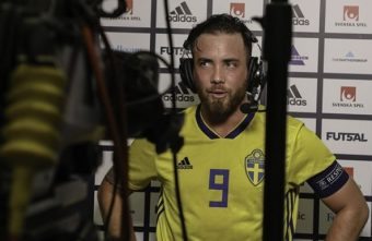 Swedish Futsal progressing through Head Coach Matija Dulvat's professional mindset
