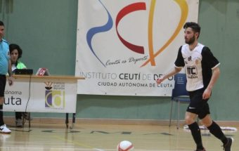 Liam Palfreeman England Futsal International and competing in Spain
