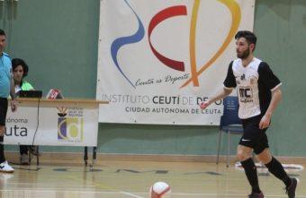 Liam Palfreeman England Futsal International and competing in Spain