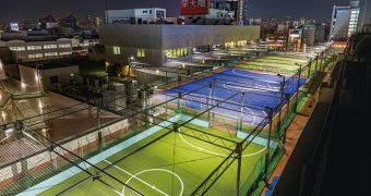 The effect of night futsal towards serum malondialdehyde (MDA) level of young adults
