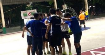 Futsal in the Philippines being promoted by Team Socceroo Football Club