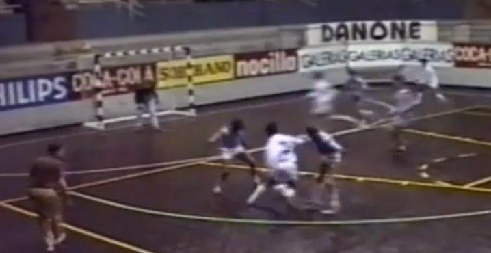 When Real Madrid had a Futsal team
