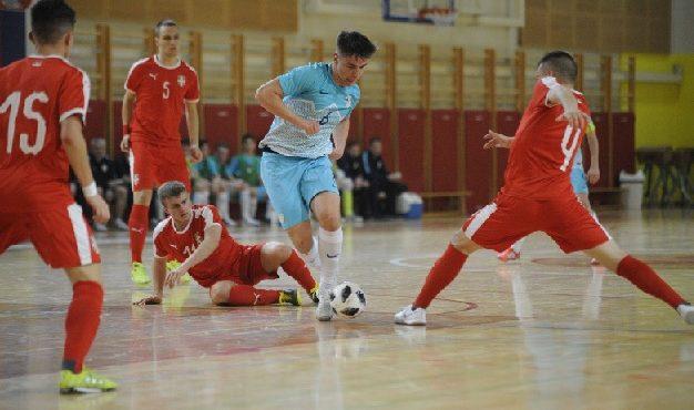 U19 Futsal EURO Main round starts Sunday