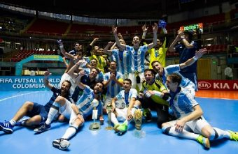 Argentina confirm futsal tournaments in the United States and Saudi Arabia