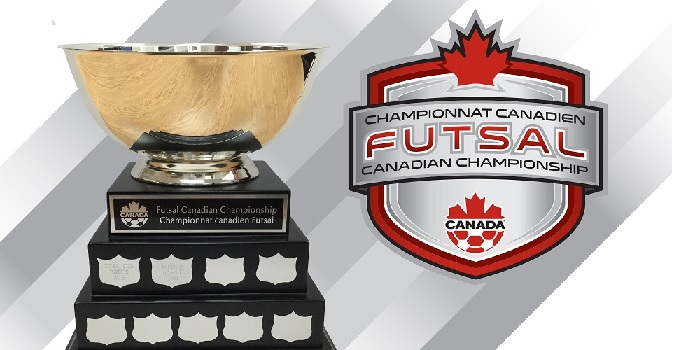 Canadian Futsal College and National Championships 2019
