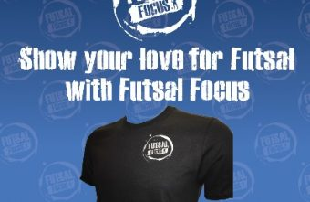Futsal Focus Shop launched on our official website