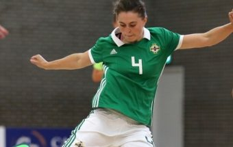 First international win for Northern Ireland's Senior Women's team