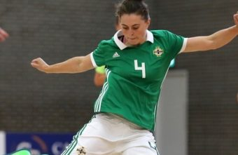 First international win for Northern Ireland's Senior Women's team