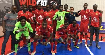 Andrea Cristoforetti coach of Automotive Futsal Academy discusses his club in Zambia and African futsal