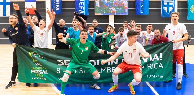 U19 Futsal EURO Main Round update