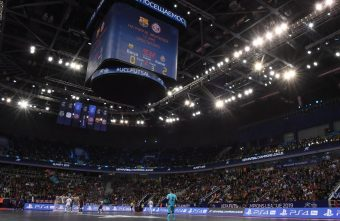 The first UEFA Futsal Champions League Final will have no Spanish representation