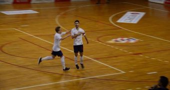 England U19 Futsal Internationals discuss futsal and the UEFA U19 EURO main round qualifiers