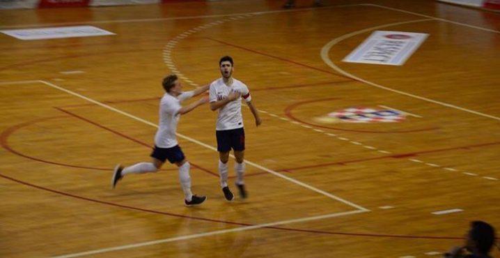 England U19 Futsal Internationals discuss futsal and the UEFA U19 EURO main round qualifiers