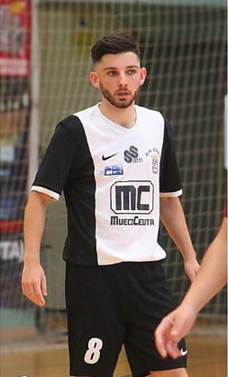 England Futsal International Liam Palfreeman is a LNFS Segunda Division B champion