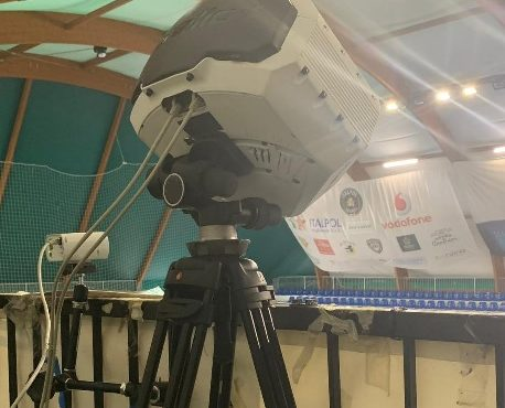 Live streaming AI technology being tested in Italian Futsal