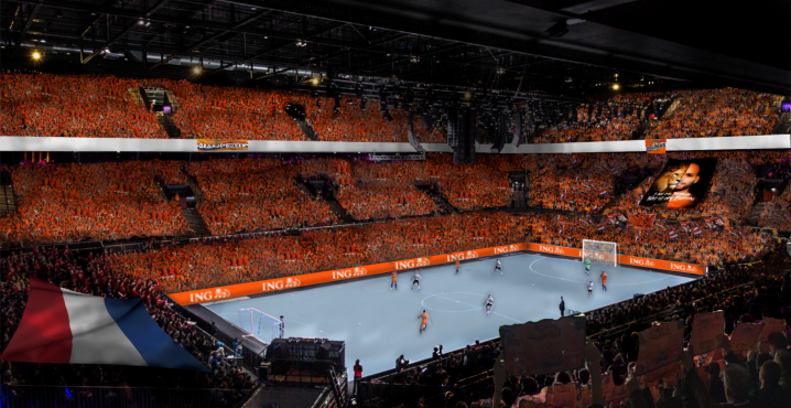 Netherlands bid for the 2022 UEFA Futsal EURO Championships