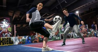 Futsal included in the new Volta Football by EA Sports