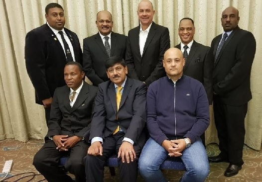 FIFA and AMF affiliates discussing potential merger in South Africa