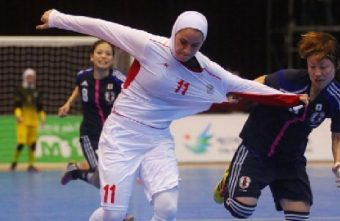 FIFA includes a women's futsal competition in their development strategy