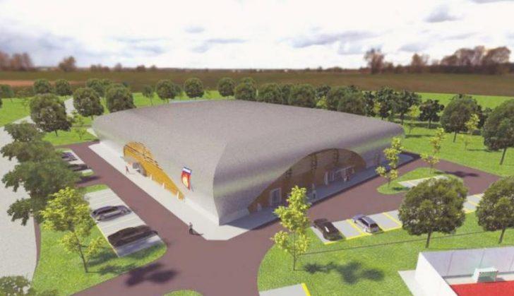 FIFA supports the construction of an International Futsal Stadium in Myanmar