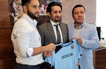 Toronto United Futsal Club recruit experienced Futsal coach Shahab Sofelmanesh