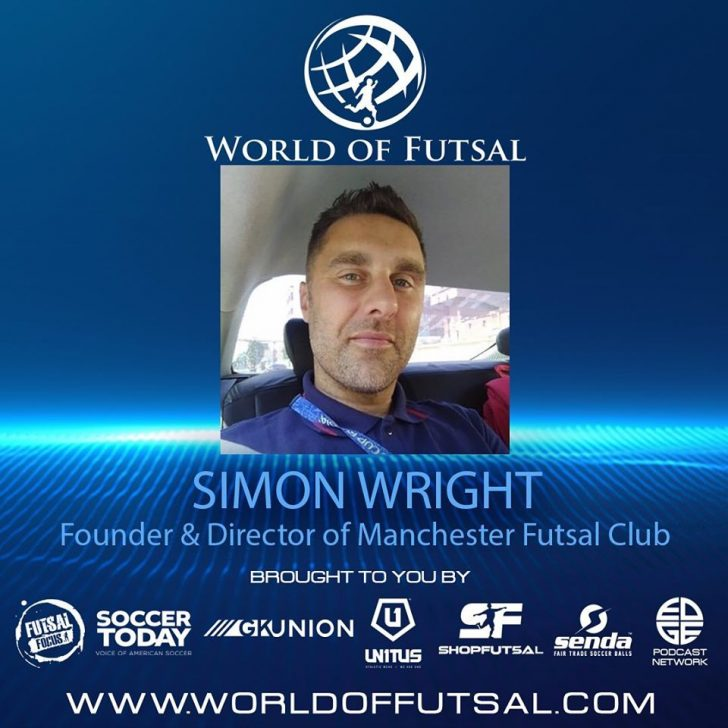Manchester Futsal Club discussed on the World of Futsal podcast