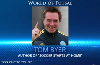 Tom Byer on the World of Futsal podcast
