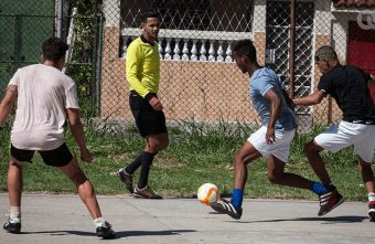 Havana Neighborhood Futsal project
