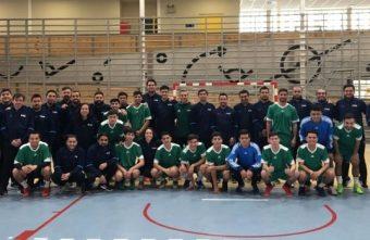 Chile supports futsal's development