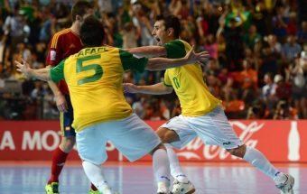 Doug Reed - How Futsal Tells A Story Like Nobody Else