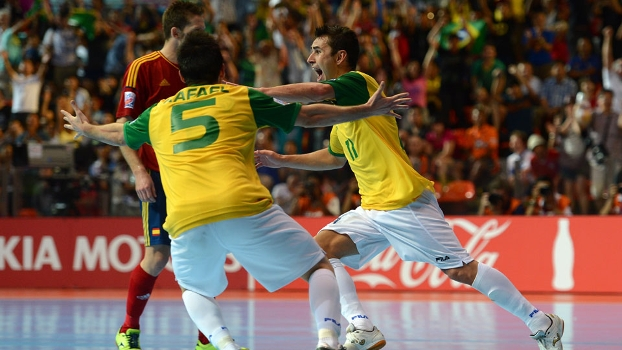 Doug Reed - How Futsal Tells A Story Like Nobody Else