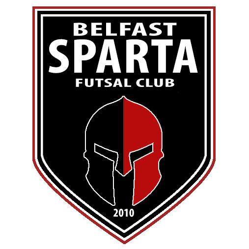 Darius Dielininkaitis, head coach of Northern Ireland's Futsal champions, Futsal Club Sparta Belfast