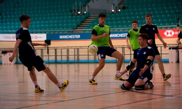 Could Futsal be about to 'explode' in Manchester?