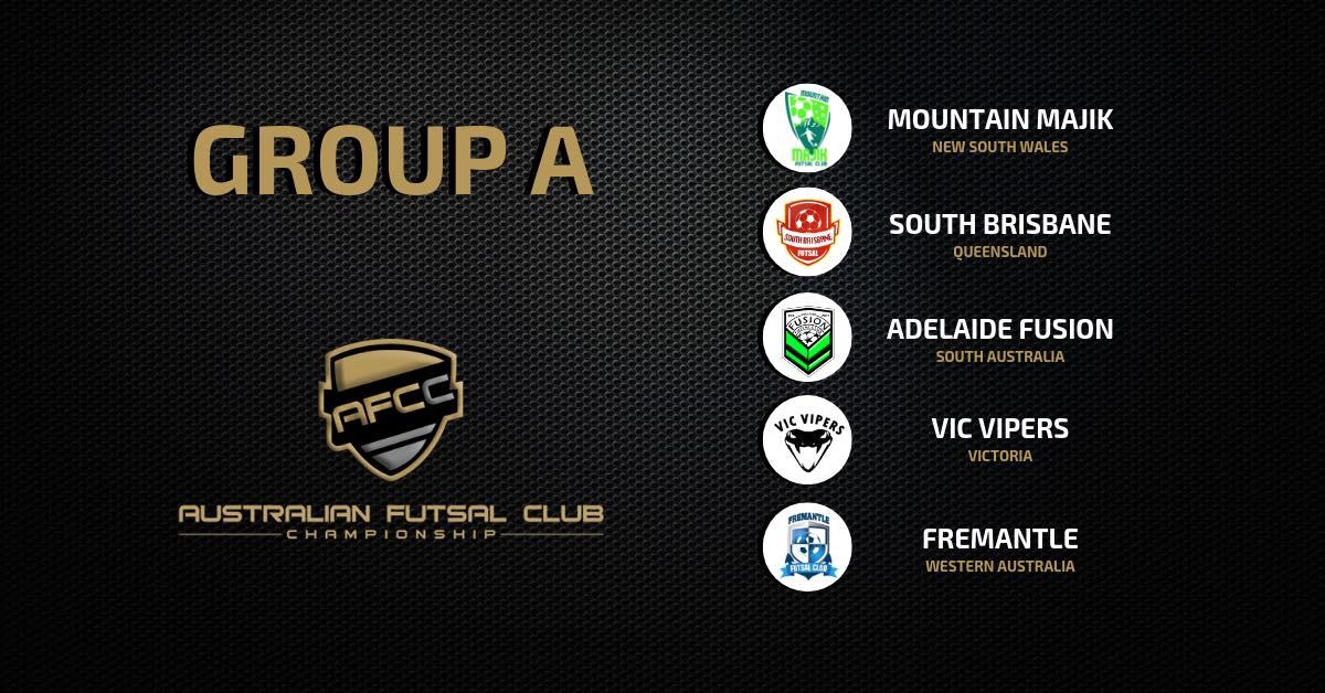 The Australian Futsal Club Championships kicking off this weekend