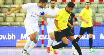 Fifth edition of a Bahrain Futsal League hailed as a success