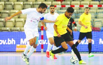Fifth edition of a Bahrain Futsal League hailed as a success