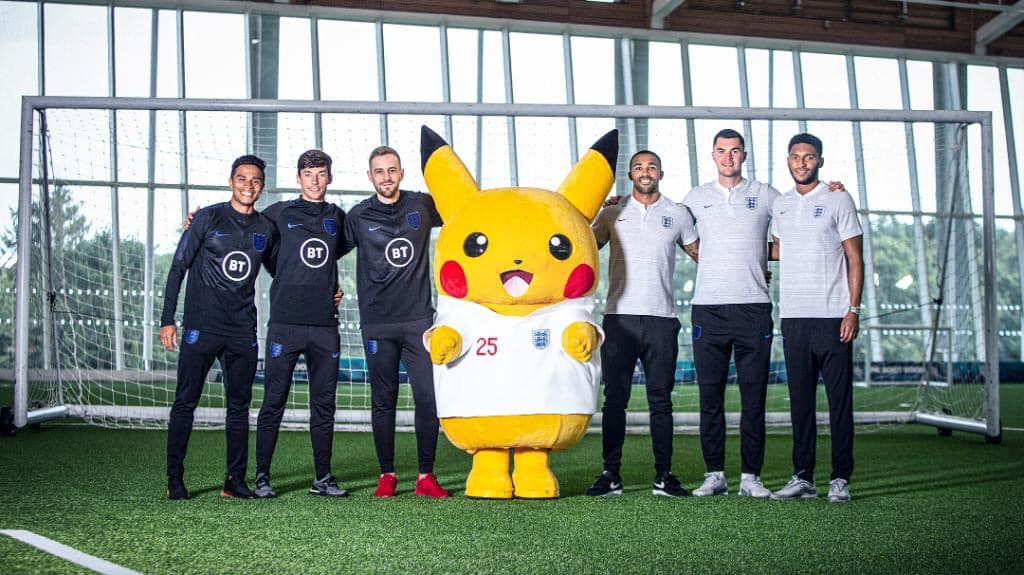 Pokémon partners with the English FA to support their National Futsal Programme