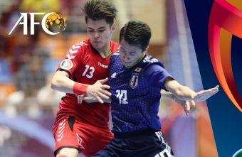 AFC U20 Futsal Championships Technical Report & Statistics