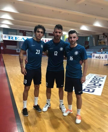 England Futsal International Liam Palfreeman moves from Spain to Italy