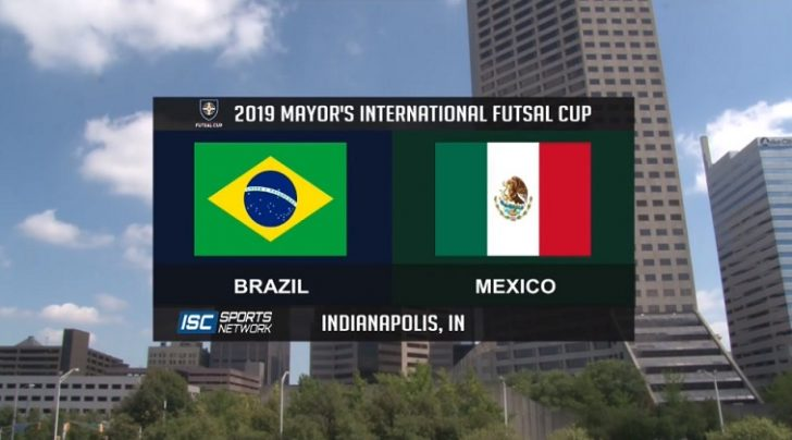 Mayor's International Futsal Cup, the largest adult futsal tournament in the United States