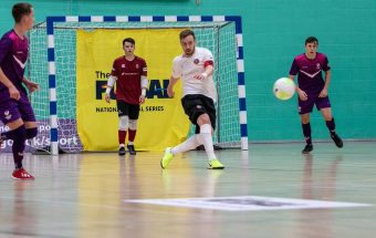 A successful start to the National Futsal Series