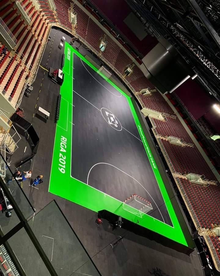 UEFA announces that it is a new dawn for Futsal