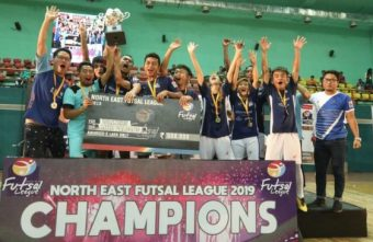 Northeast Futsal League season 1 a success in India