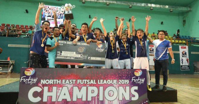 Northeast Futsal League season 1 a success in India