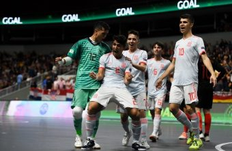 Spain defeated Croatia and won the first-ever Men's U19 UEFA Futsal EURO 2019