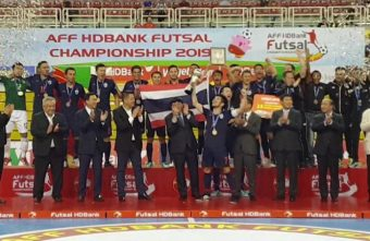 Unstoppable Thailand romp to 15th crown