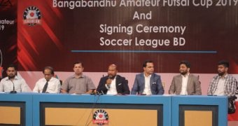 Bangabandhu Amateur Futsal Cup, November in Bangladesh
