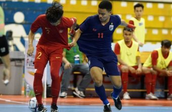 Differences in Physical Performance According to the Competitive Level in Futsal Players