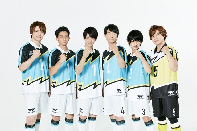 Futsal Boys anime coming this fall in Japan