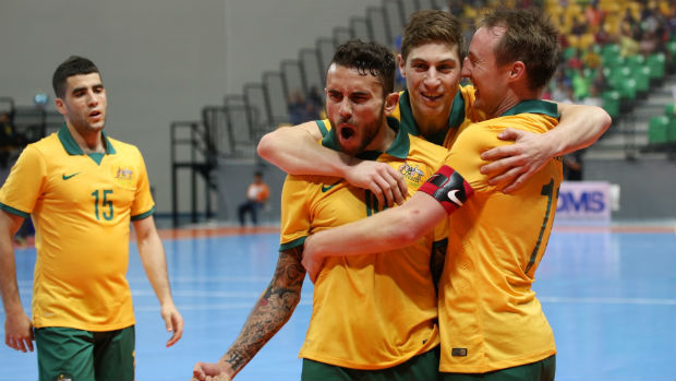 The Futsalroos are back on the court with a rising star in their squad